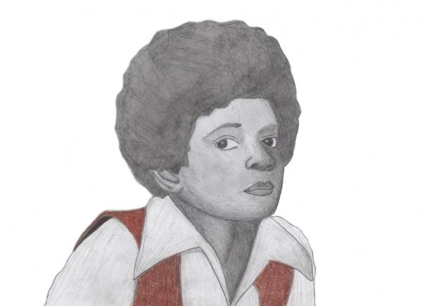 Michael Jackson by Scarlett